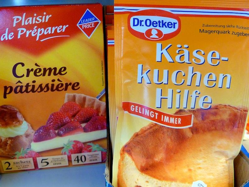 Dr Oetker Kasekuchen Hilfe Im Supermarkt In Montreal Die Textnomadin